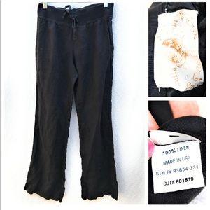Bella Dahl Linen Drawstring Pants
